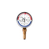 "Photo VALTEC Thermomanometer ТМТБ-41Р with bottom connection, 10 bar, 0-150°, case diameter 100 mm, G 1/2"" [Code number: ТМТБ-41Р.0410150]"