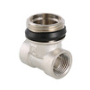 "Photo VALTEC Manifold T-piece, male-female-female, d 3/4"", d1 1/2"", d2 1/2"" [Code number: VTc.530.N.050404]"