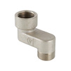 "Photo VALTEC Threaded cam, female-male, displacement of the pipeline axis for 20 mm, 1"" [Code number: VTr.094.N.06020]"