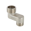 "Photo VALTEC Threaded cam, male-male, displacement of the pipeline axis for 10 mm, 3/4"", d1 1/2"" [Code number: VTr.095.N.0504010]"