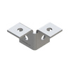 Photo Mounting angle 3D two-sided, type 38-41, 4F4 [Code number: 09254003]