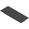 Photo Hauraton FASERFIX KS 200 Cover for cable opening for ductile iron solid cover, KTL-coated steel, black [Code number: 32048]