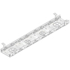 Photo Hauraton ASERFIX SUPER / RECYFIX PRO 200 Cable tray, galvanised [Code number: 32084]