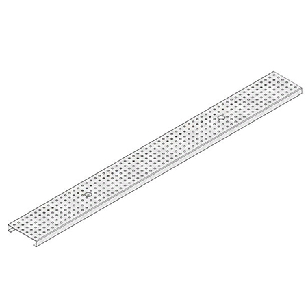 Hauraton DACHFIX RESIST 115 Perforated grating, load class