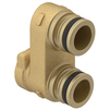 Photo Geberit Mepla manifold Compact, DN 15 [Code number: 612.446.00.1]