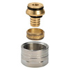 "Photo VIEGA Connection screw fitting for Fonterra radiant heating and cooling, d 16, G 3/4"" [Code number: 614522]"