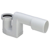 "Photo VIEGA Odour trap, horizontal drain pipe, G 1 1/2"", d 40/50 [Code number: 102326]"