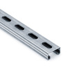 Photo Support channel, 41x21x2,0 mm, length 3000 mm, price for 1 m, HZn [Code number: 09368004]