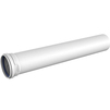 Photo Wavin AS+ Pipe with socket, PP, d 125, length 0.15 m, price for 1 piece [Code number: 3080037]