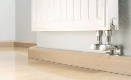Skirting trunking system RAUSOLO